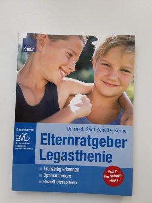 Elternratgeber Legasthenie