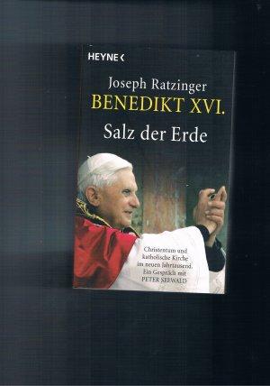 Salz der Erde - Christentum und katholische Kirche im neuen Jahrtausend. Ein Gespräch mit Peter Seewald  TA 2005