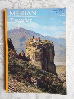 Thessalien Merian 10 - XXII/C 4701 E Oktober 1969