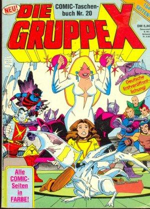 DIE GRUPPE X - Comic Taschenbuch Nr. 20 (X-MEN)