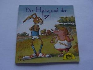Der Hase und der Igel, Pixi Buch Nr. 1112