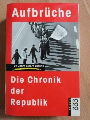 Aufbrüche Die Chronik der Republik 1961 bis 1986