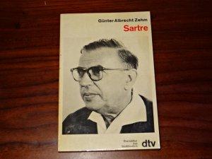 Jean-Paul Sartre. - Dramatiker des Welttheaters