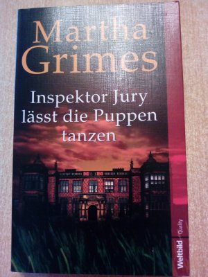 Martha Grimes Inspektor Jury