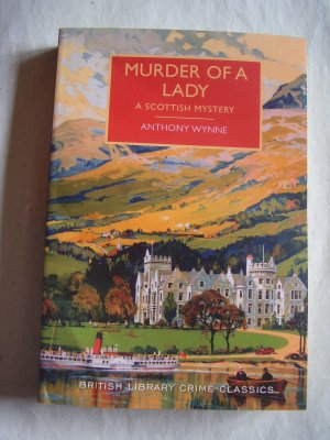 Murder of a Lady - A Scottish Mystery