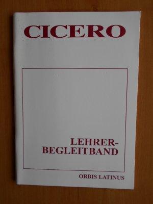 Cicero - Lehrerbegleitband