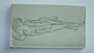 Gerd Hatje Almanach auf das Jahr 1948. Mit Zeichnungen u. Abb. im Text und Klischees. Schön gestalteter Ppbd., außen etwas berieben.