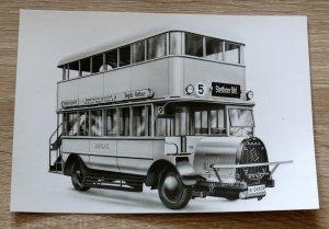 Ansichtskarte, AK, ungelaufen - Berliner Verkehrsmittel - Autobus NAG KO 9/1