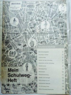Material Die Grundschulzeitschrift 171/2004: Mein Schulwegheft
