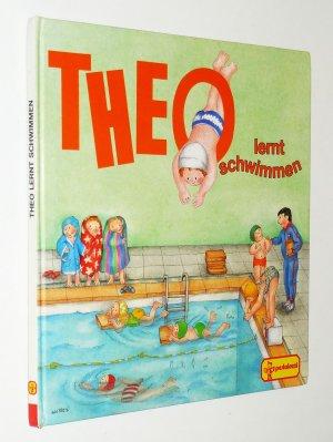 Theo lernt schwimmen / PESTALOZZI, 1. Auflage / innen TOP