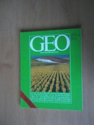GEO Magazin 9/1982 - Phi-Phi-Insel - Fes - Schneegänse - Bonn - Connemara - Erosion