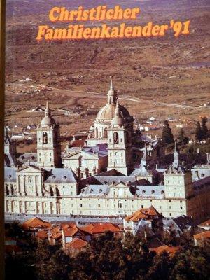 Christlicher Familienkalender 1991