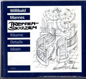 Treppen-Skizzen : Räume, Details, Ideen