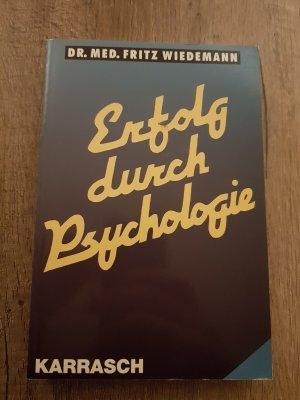 Erfolg durch Psychologie