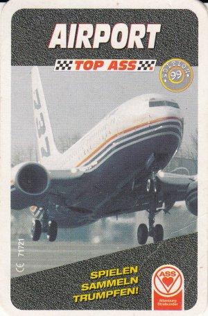 ASS Quartett 71721 Airport (Edition 99)
