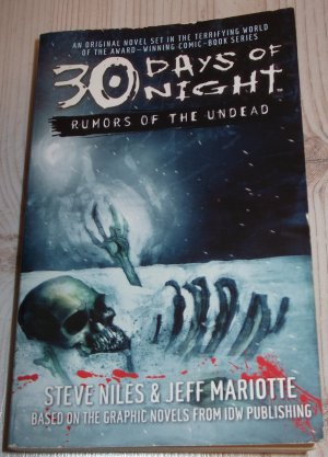 30 Days of Night - Rumors of the Undead