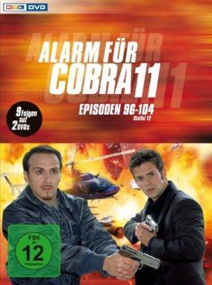 Alarm für Cobra 11 - Die Autobahnpolizei: Staffel 12 (Folgen 96-104) [2 DVDs]