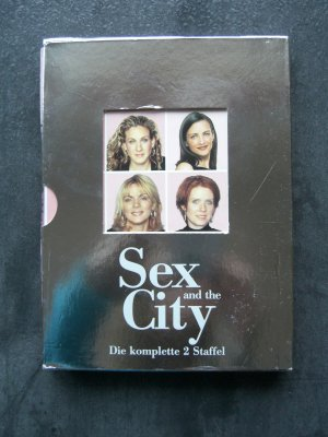 staffel sex and the city