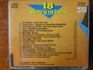 18 Super Oldies