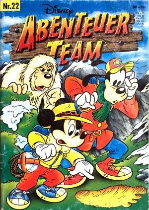 Disney Abenteuer Team Nr. 22