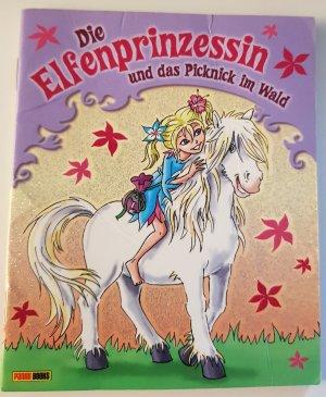 Die Elfenprinzessin und das Picknick im Wald - Minibuch