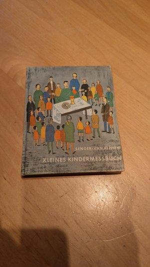 Kleines Kindermessbuch