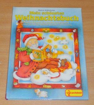 Mein schönstes Weihnahtsbuch