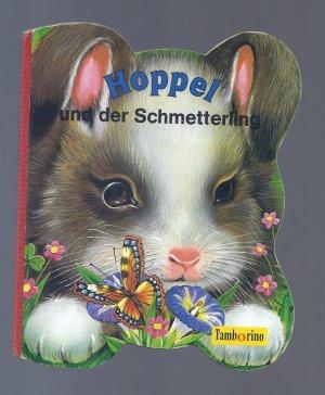 Hoppel und der Schmetterling Umrißbilderbuch
