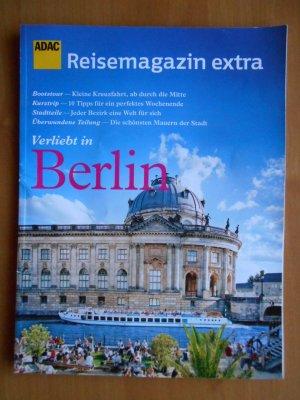 Verliebt in Berlin ADAC Reisemagazin extra