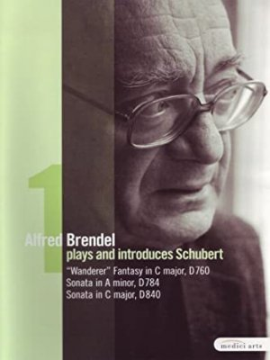 Alfred Brendel - Plays and Introduces Schubert: Piano Works, Vol. 1 (NTSC)