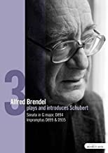 Alfred Brendel - Plays and Introduces Schubert: Piano Works, Vol. 3 (NTSC)