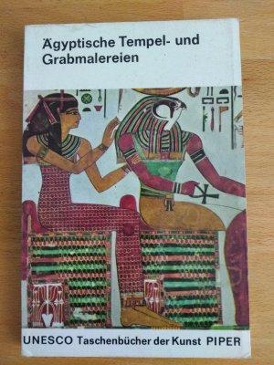 Ägyptische Tempel- und Grabmalereien.