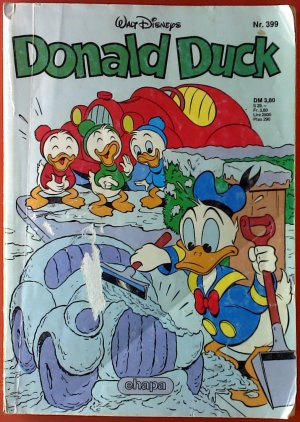 Donald Duck Nr. 399