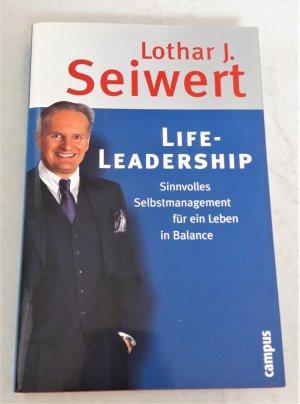 Life Leadership Lothar J Seiwert Buch Gebraucht Kaufen A02pytvo01zzm