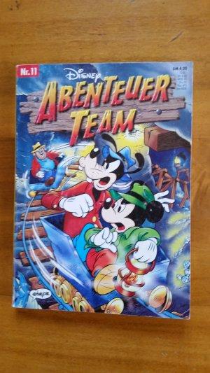 Disney Abenteuer Team - Heft Nr.11  [ 1. Auflage - Taschenbuch ]
