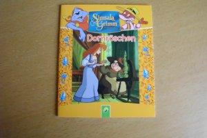 Simsala Grimm - Die Abenteuer von Yoyo und Doc Croc - Dornröschen- Minibuch