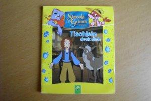 Simsala Grimm - Die Abenteuer von Yoyo und Doc Croc - Tischlein deck dich - Minibuch