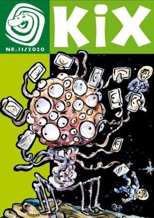Bildtext: KiX Nr. 31 / 2020 von diverse