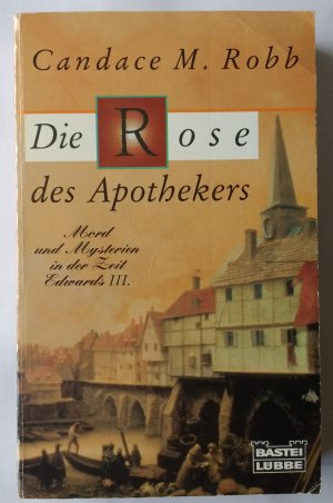 Die Rose des Apothekers