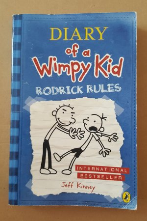 Diary of an wimpy kid Rodrick Rules