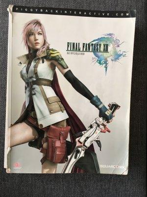 Final Fantasy XIII - Standard Edition - Das Offizielle Buch