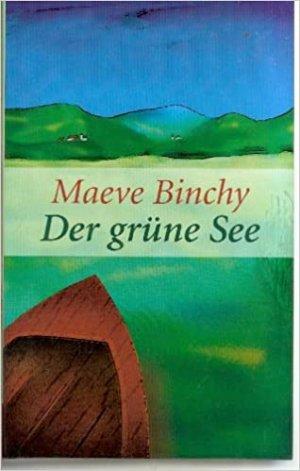 Bildtext: Der grüne See von Maeve Binchy
