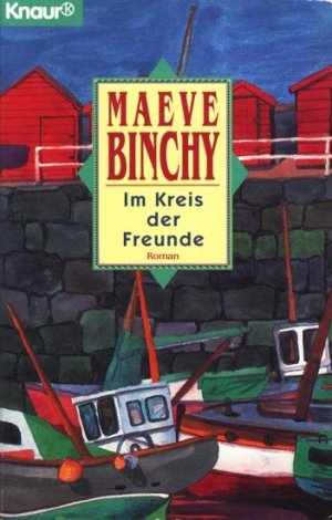 Bildtext: Im Kreis der Freunde von Binchy, Maeve