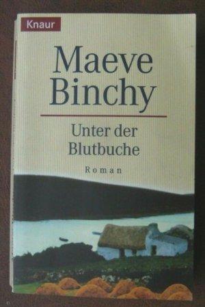 Bildtext: Unter der Blutbuche von Binchy, Maeve