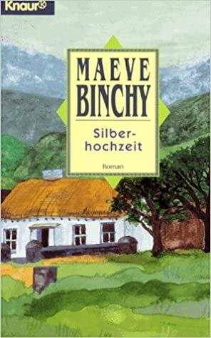 Bildtext: Silberhochzeit von Binchy, Maeve