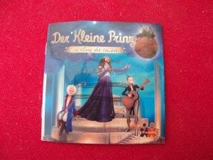 Der kleine Prinz: Der Klang des Herzens - Ankunft auf dem Planeten der Musik (Minibuch)