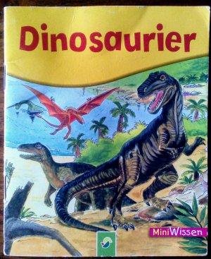 Mini Wissen Dinosaurier