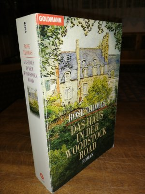 Das Haus in der Woodstock Road. Roman. - Rose Thomas