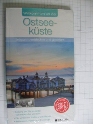 Bildtext: Willkommen an der Ostseeküste - Entspannt entdecken und genießen von