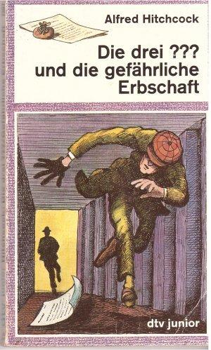Bildtext: Die drei ??? und die gefährliche Erbschaft von Hitchcock, Alfred
